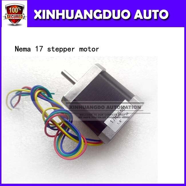 Buy best 17hs8401 2 phase 4 wire nema 17 for Nema 17 stepper motor torque