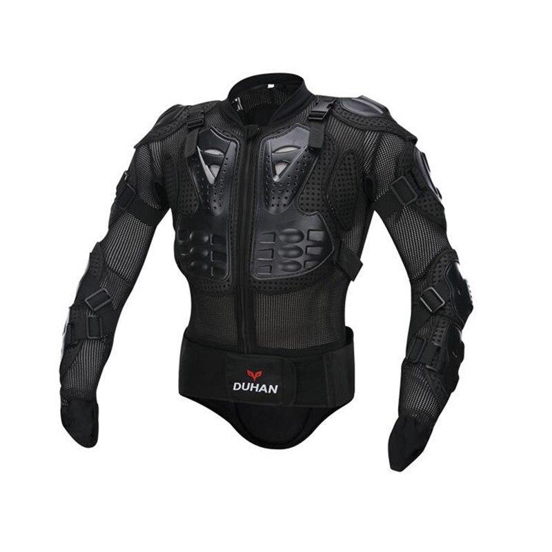 DUHAN veste de moto armure de Protection complète armure de Protection Motocross course équipement de Protection moto vêtements de Protection