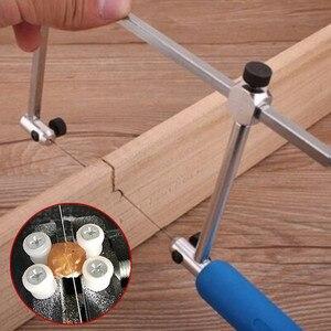 Image 3 - 1 m DIY Bewältigung Sägeblätter Schneiden Draht Diamant Emery Jade Metall Stein Glas