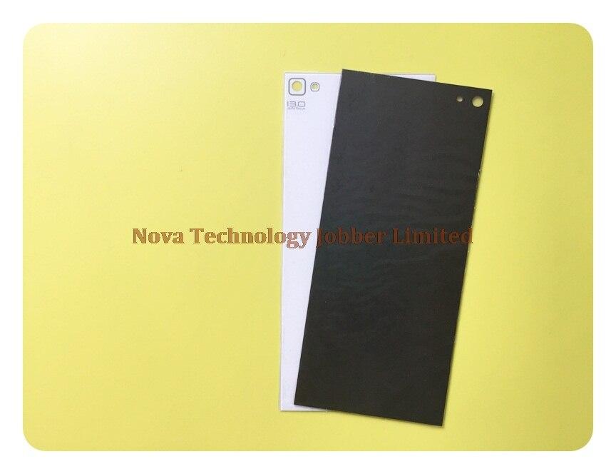Novaphopat черный/белый корпус стеклянный объектив для Fly IQ4511 Tornado  One Octa корпус батарея