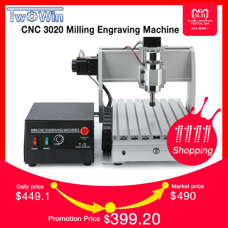 USB CNC Laptop 3 Axis CNC3020B CNC Router CNC 3020 300w Spindle CNC machine Milling machine 110v 220v new balance 990v2 made in the usa