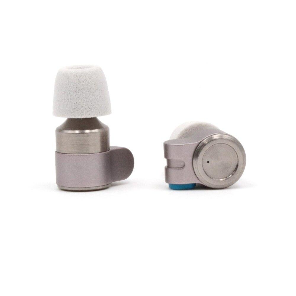 TinHIFI Олово аудио T3 Ноулз BA + Динамический гибрид драйвер в ухо наушник монитор iem с позолоченными OFC SPC кабель MMCX обновления T2