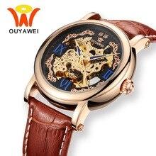 Rose Watch Luxury Tangan