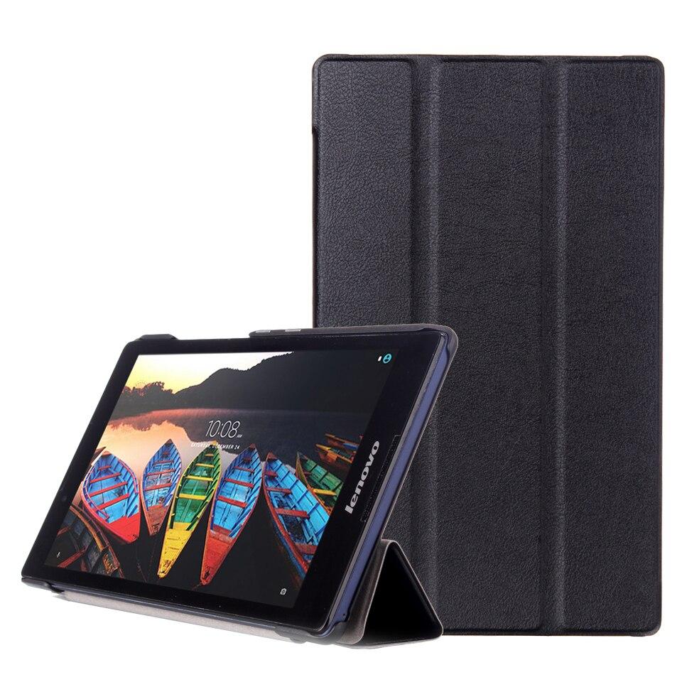Case for Lenovo Tab 3 8 TB3-850M TB3-850F Slim Folding Flip Cover PU Leather Case for Lenovo Tab 2 A8-50 A8-50F A8-50LC 8.0 inch ultra slim case for lenovo tab 2 a8 50 case flip pu leather stand tablet smart cover for lenovo tab 2 a8 50f 8 0inch stylus pen