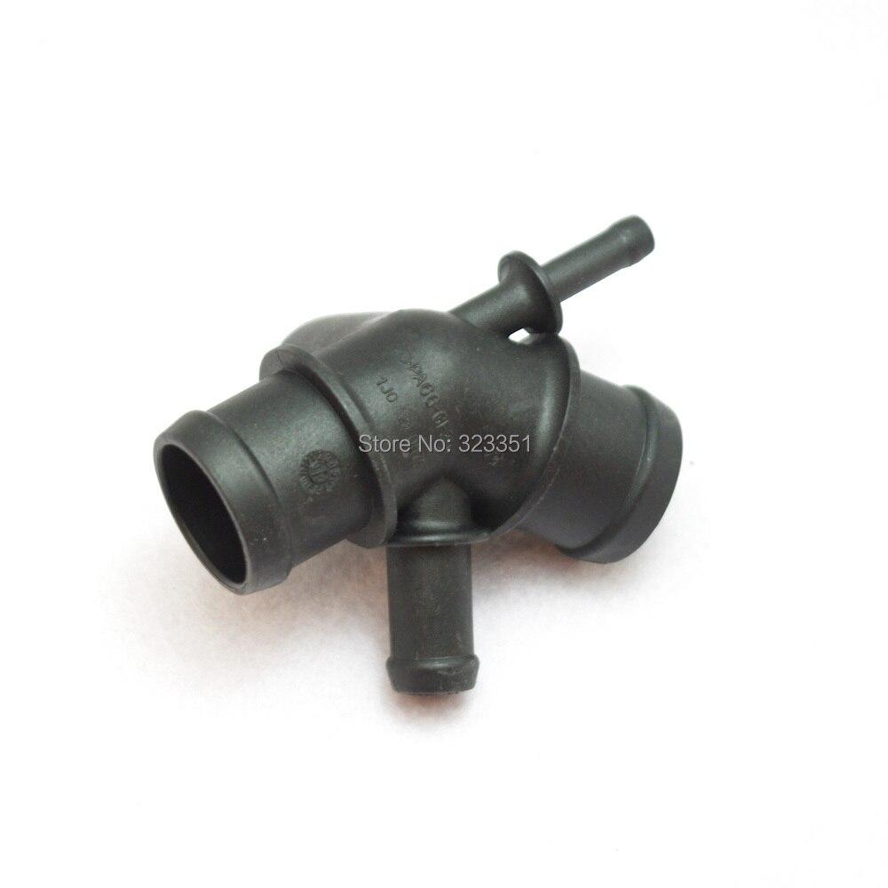 Cooling hose connector coolant flange j a