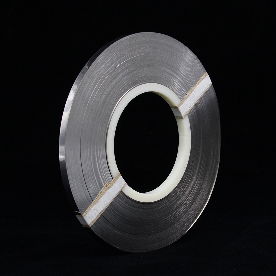1kg 0 1mm x 8mm Quality low resistance 99 96 pure nickel Strip Sheets for battery