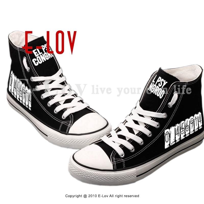 Zapatos Personalizado Hombres Lienzo zhh18h zhh19h Impreso Cosplay Más Tamaño 0000 Ocasionales Anime t Sapatos Masculinos Diseño Unisex Para t De Lov Planos q70IX