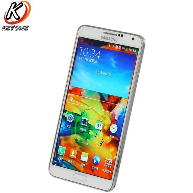 US $145 99 |Original Samsung Galaxy Note 3 N900 Mobile Phone Quad Core 3GB  RAM 32GB ROM 5 7 inch 3200mAh 13 0MP 3200mAh Android Smart Phone-in Mobile