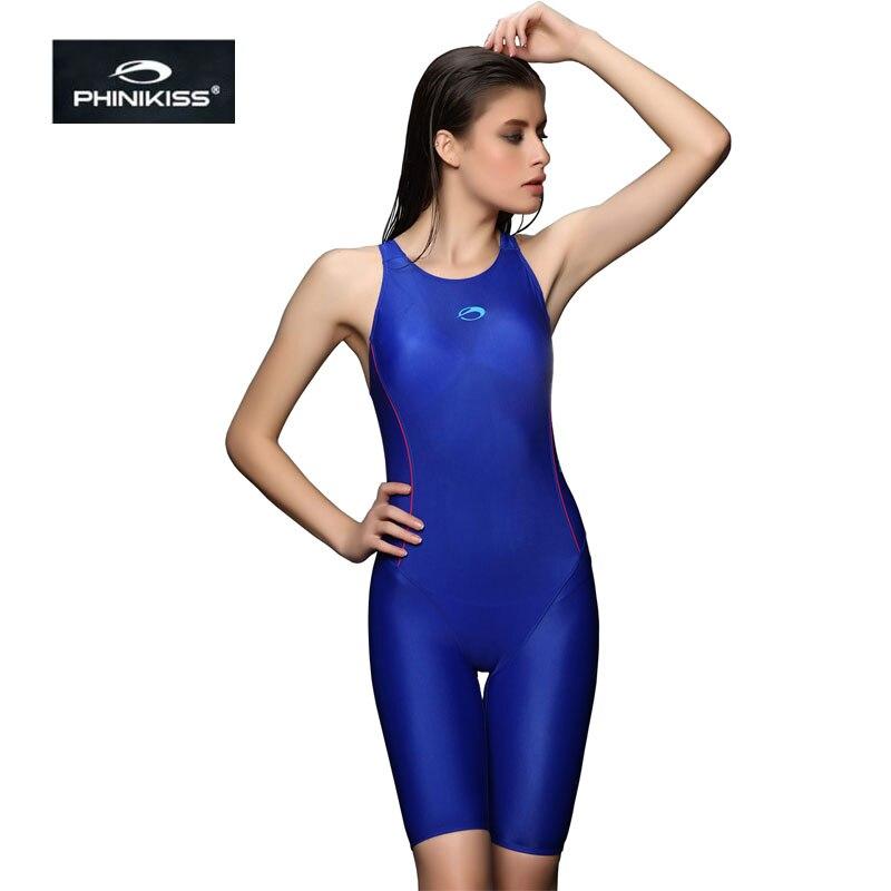 Image 2 - Phinikiss triathlon terno azul de emagrecimento um pedaço maiô  feminino esportes banho feminino profissional corrida mayoracing swim  suitswomen triathlon suittriathlon suit