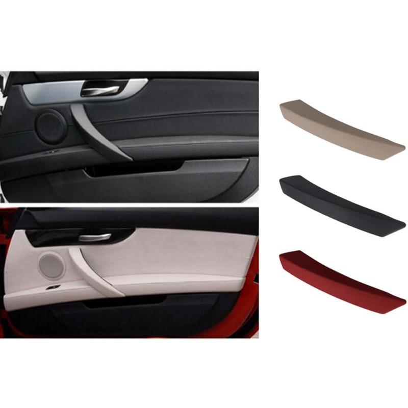 Bmw Z4 Armrest: Beige Black Left Right Car Interior Handle Inner Door