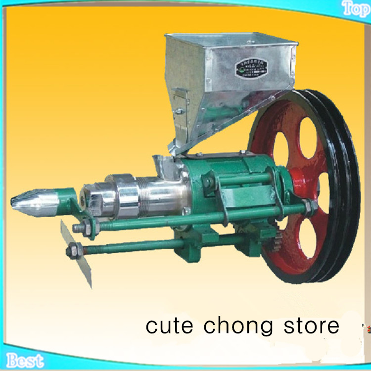 free shipping 7 molds corn extruder, Grain Bulking Machine,Corn Bulking Machine,Automatic cut off puffed corn machine large production of snack foods puffing machine grain extruder single screw food extruder