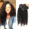 Malaysian Virgin Hair Deep Wave Malaysian Curly Hair 4 Bundles 10A Malaysian Deep Wave Virgin Hair Curly Weave Human Hair Bundle