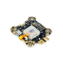 Placa de Controle de Vôo F4 F4 OMNIBUS Pro V4 + OSD + PDB de Corrida de absorção de choque para FPV Zangão RC Racer Quadcopter