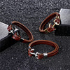 Bracelet Ancre Fossil Femme