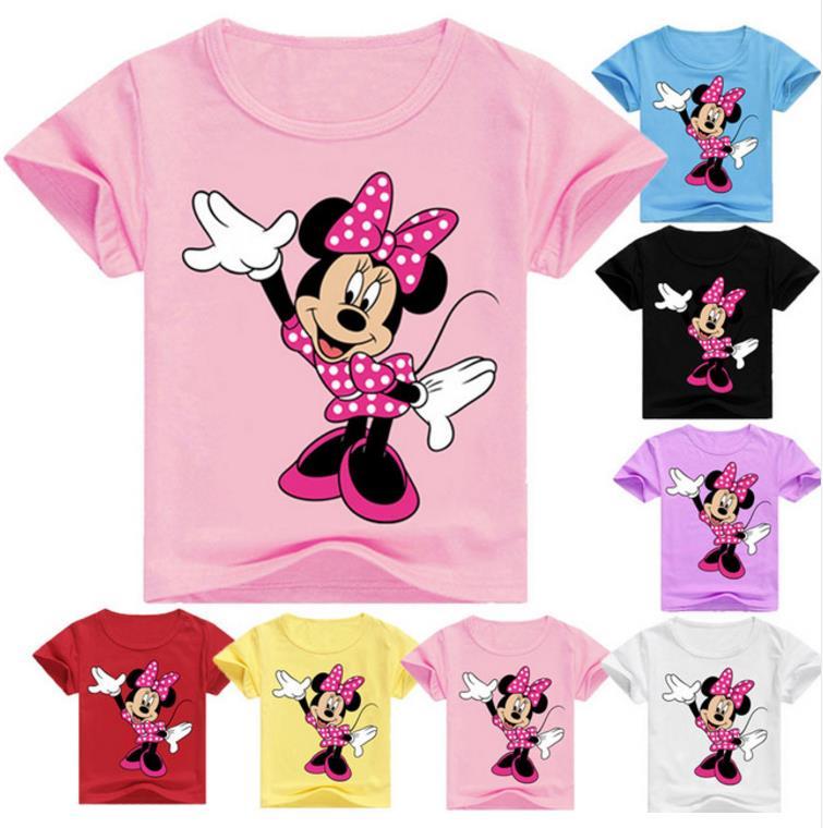 Diszipliniert 2019 Baby Mädchen Jungen Kleidung Sport Top Tees Bobo Choses Kinder T-shirt Sommer Kurzarm Cartoon-muster T Shirts T-shirts Jungen Kleidung