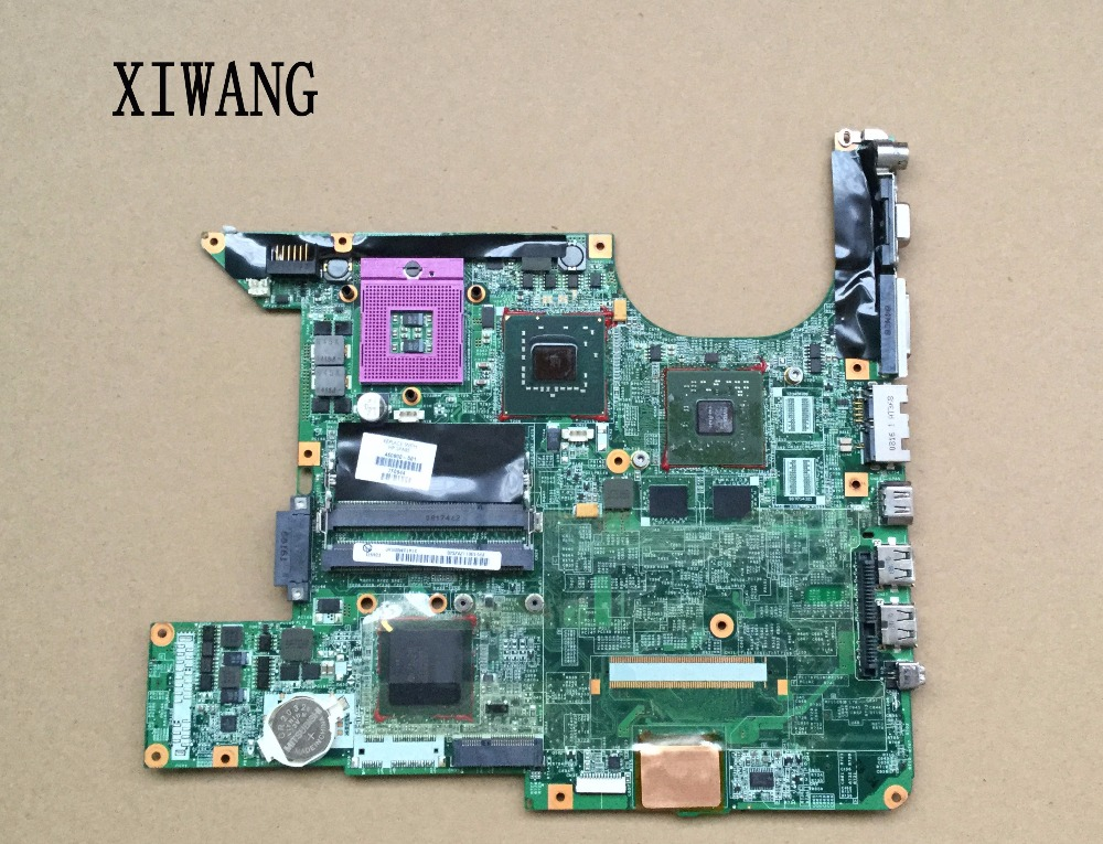 460900 001 for HP DV6000 DV6500 DV6700 Latop Motherboard G86 730 A2 DA0AT3MB8F0 Mainboard 100% tested fully work