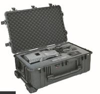 Strong Watertight Shockproof Plastic Case With Foam