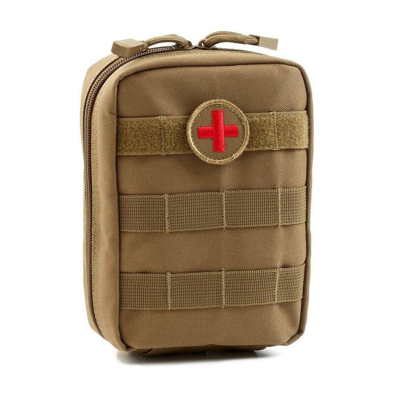 Тактический Многофункциональный Молл Системы аптечка первой помощи комплект открытый пустыне комплект