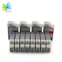 WINNERJET 12 Colors PFI-105 / PFI-106 Ink Cartridge for Canon IPF6300 IPF6350 IPF 6300 IPF 6350 Printer цена в Москве и Питере