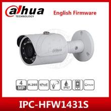 Dahua IPC HFW1431S 4MP kamera IP IR30M IP67 IK10 P2P kamera zastąpić IPC HFW1320S IPC HFW1420S kamera typu Bullet z logo