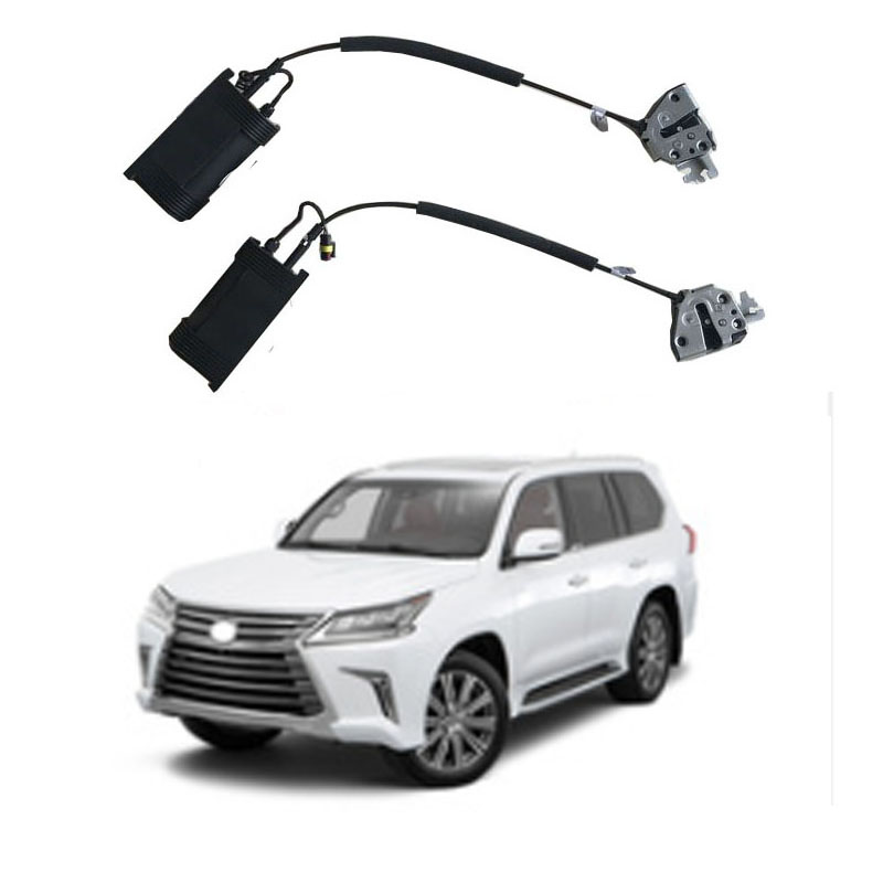 for Toyota LEXUS LX/GX/GS/ES/IS/CT series Automobile refitted automatic locks Car accessories Intelligence Electric Suction door