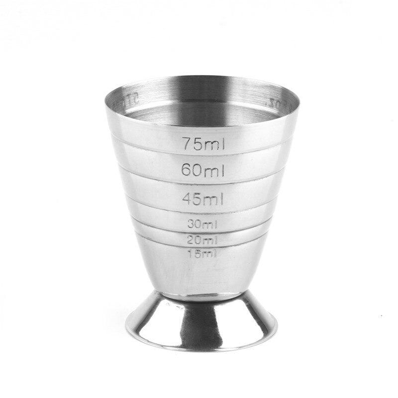 Edelstahl barware bar messbecher cocktail wein shaker messwerkzeuge ...