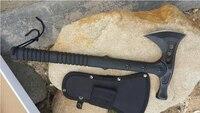 2017期間限定アウトドアキャンプツールm48戦術トマホーク陸軍狩猟サバイバルマチェーテ軸ハンドツール火災斧手