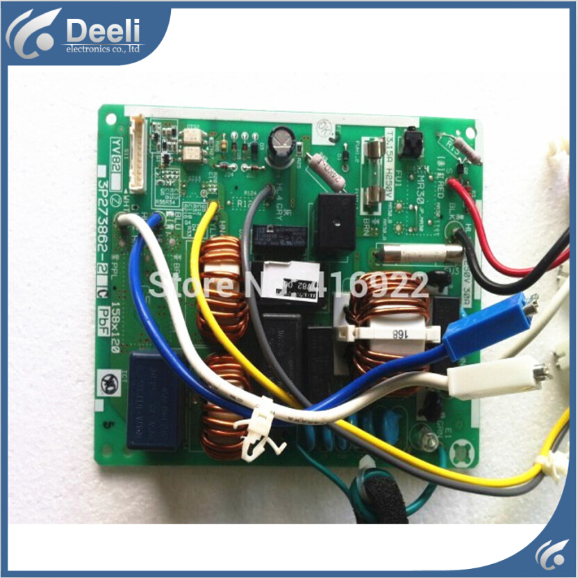 95% new good working for Daikin Air conditioning computer board 3P273862-2 board control panel on sale original for air conditioning computer board control board gal0902gk 01 gal0403gk 0101 used good working