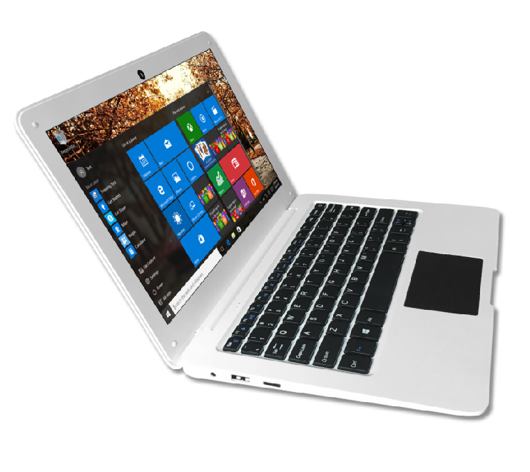 10.1 Inch 1280*800 WIN10 1068 Netbook  Intel Atom X5-Z8350 1.92Ghz Quad-core Tablet PC 2G 32G / 4G 64G BT HDMI Notebook Computer