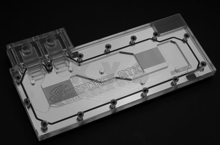 где купить Bykski N-TITAN-Z-X for Reference N-TITAN-Z VGA Water Cooling Block по лучшей цене
