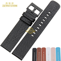 Genuine leather bracelet for MOTO 360S 360L 3602 Smart Watch strap+Tool multicolor Watchband 22mm wristwatches band belt