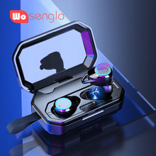 Bluetooth 5.0 Earphones earbuds Wireless headphones Game in ear headset IPX67 Music Earpiece For Samsung Xiaomi iPhone LG Google(China)