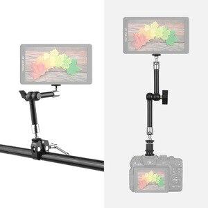 Image 5 - Andoer Brazo de fricción articulado de acero inoxidable, alicates ajustables, Clip para cámara DSLR, Monitor, luz LED, Flash y micrófono