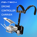 PGY Drone controller carrier RC remote control support Shoulder Holder DJI phantom 2 3 4 inspire 1 Futaba ronin M Accessories