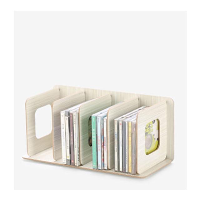 Tv Dvd Meubel.2018 Real Sale Prateleira Wall Shelf Small Wooden Bookends Cd Disc