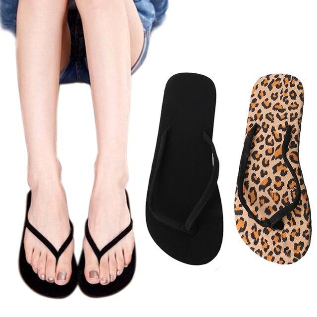 Women Summer Flip Flops Shoes Sandals Slipper Indoor Outdoor Flip-Flops