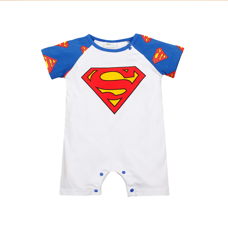 baby rompers summer 100% cotton newborn clothing baby boy girls short sleeve Jumpsuits infant toddler Clothes new born rompers