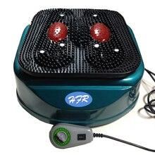 HFR-8805-1 бренд healthforever удаленного Управление вибрирующие устройства ноги Полное Тело Электрический стопы массаж для кровообращения машины
