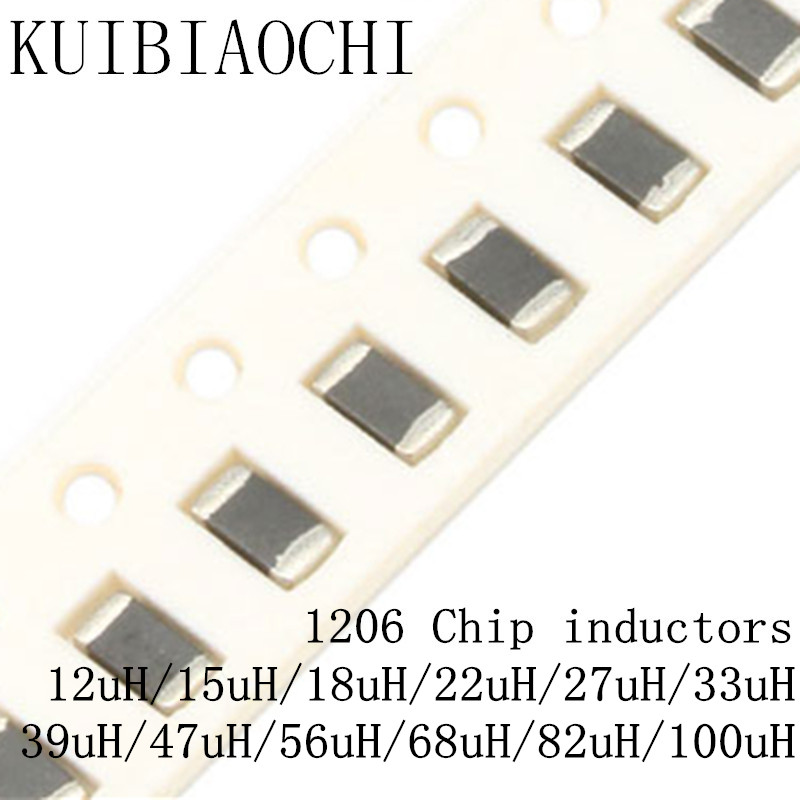 50pcs/lot 1206 SMD chip inductor 3216 12uH 15uH 18uH 22uH 27uH 33uH 39uH 47uH 56uH 68uH 82uH 100uH 0 12m autumn fleece baby rompers cute pink baby girl boy clothing infant baby girl clothes jumpsuits footed coverall gl001740695