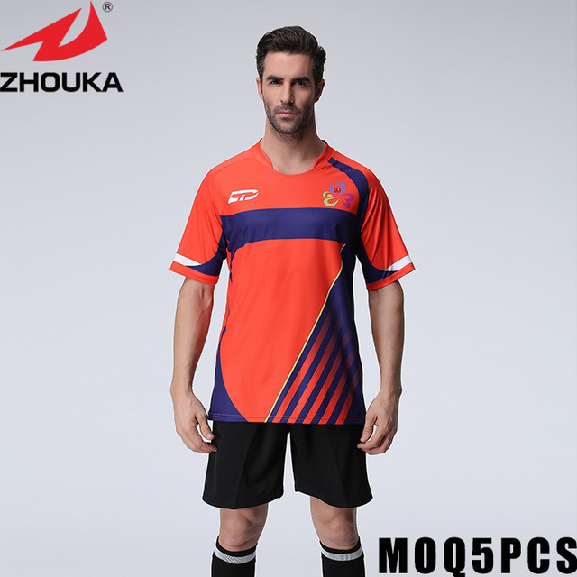 bad1b944616 Customized professiona design football team create your own team jersey  club football jersey maker soccer jersey