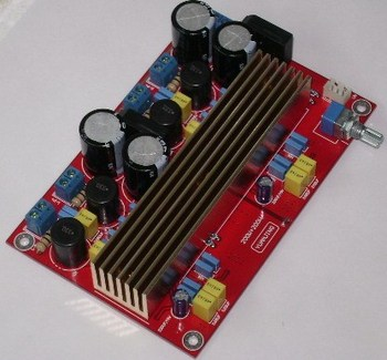 200+200W amplifier board TDA8920 BTL 2.0 channel amplifier board (TDA8950 upgrade products ),