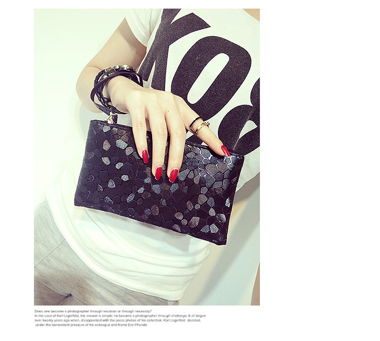 Women Fashion Autumn Winter New Korean Style Hand Clutch Bag Clutches Bags Online Shopping Black Silver Gold Blue Purple1