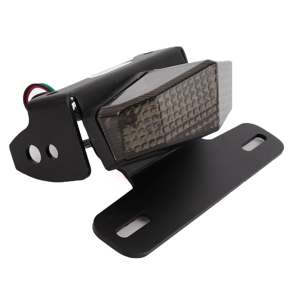 Motorcycle Rear License Plate Mount Holder Tail Tidy with Light For Suzuki DRZ 400 DRZ400  DR-Z 400S DR-Z 400SM 2005-2017Motorcycle Rear License Plate Mount Holder Tail Tidy with Light For Suzuki DRZ 400 DRZ400  DR-Z 400S DR-Z 400SM 2005-2017