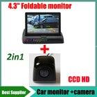 2in1 CCD HD Car rear...