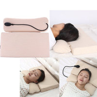 Perfeclan Cervical Inflatable Pillow Neck Pain Relief Brace Support Cushion