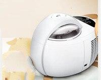 Машина для мороженого Автоматическая для фруктов, охлаждающий Легкая очистка, электрическая соковыжималка для мороженого, детское устройс