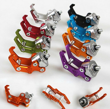 New arrival Universal Durable Aluminum Alloy Motorbike Motorcycle Hook Hanger Helmet Gadget Glove Eagle Claw Hook no name эксцентрик с застежкой eagle claw 25гр