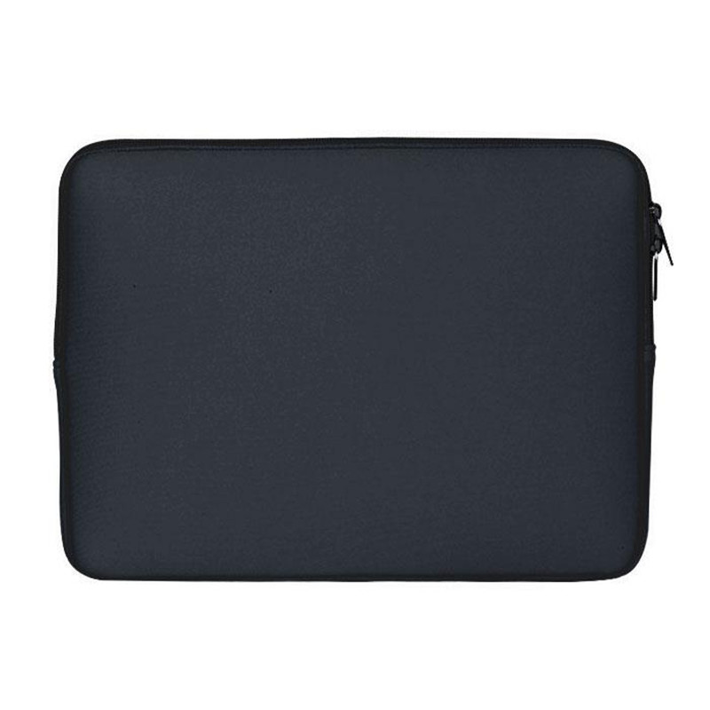 Soft Laptop Sleeve Bag Protective Zipper Notebook Case Computer Cover for 11 13 14 15 inch For Macbook Air Pro Retina