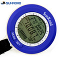 Multifunction Waterproof Sunroad SR204 Mini LCD Digital Fishing Barometer Altimeter Thermometer Lure Line Fish Finder