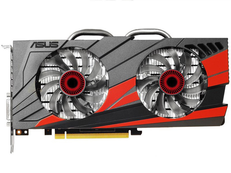 Used, ASUS GTX960-DC2OC-2GD5 Video Card GTX 960 2GB 128Bit GDDR5 Graphics Cards for nVIDIA VGA Geforce Hdmi Dvi game image